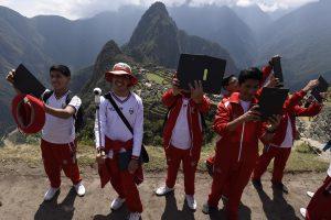 Samsung  innova cultura quechua
